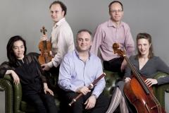 Classical music ensamble Florilegium, led by Ashley Solomon.